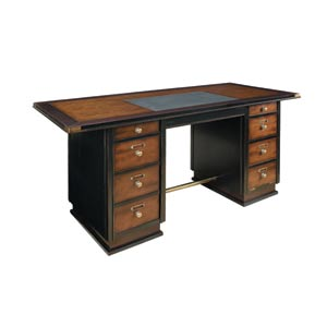 Captains Black Desk