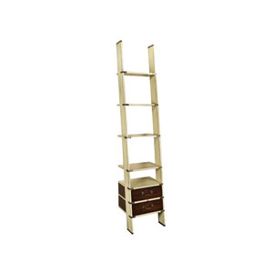 Ivory Library Ladder