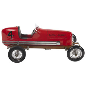 Red Bantam Midget Miniature Racecar