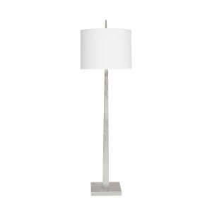 Silver Leaf 68-Inch Floor Lamp