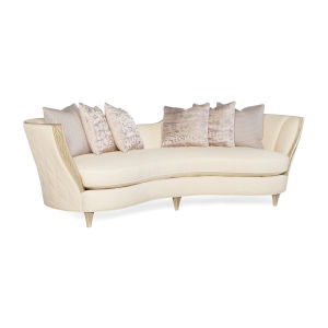 Compositions Adela Ivory Sofa