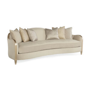 Compositions Adela Beige Sofa