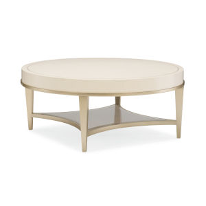 Compositions Adela Ivory Coffee Table