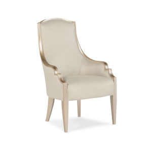 Compositions Adela Beige Arm Chair