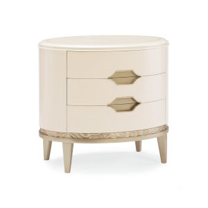 Compositions Adela Ivory Nightstand