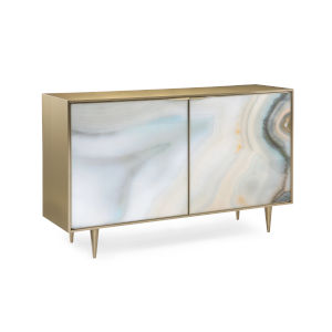 Classic Gold Extrav-Agate Chest