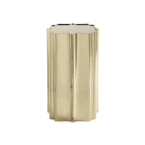 Classic Gold Good As Gold End Table