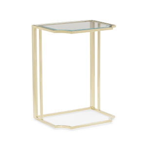 Classic Gold Short and Sweet End Table