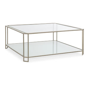 Classic Gold Center Stage Cocktail Table
