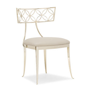 Classic Gold Dining Chair