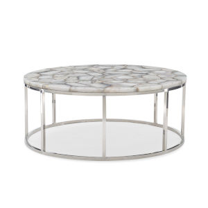 Classic Silver Coffee Table