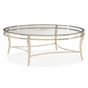 Classic Gold a Star Is Born Coffee Table