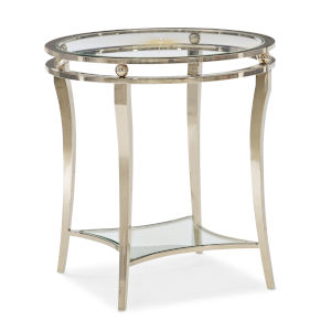 Classic Gold Rising Star End Table