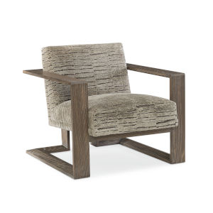 Modern Fusion Gray Chair