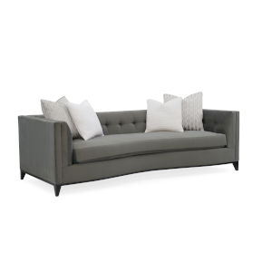 Modern Grace Gray Sofa