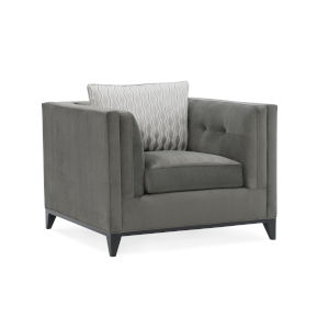Modern Grace Gray Chair