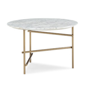 Modern Edge Gold Coffee Table