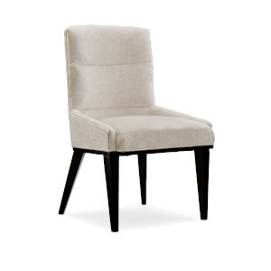 Modern Edge Beige Vector Dining Chair