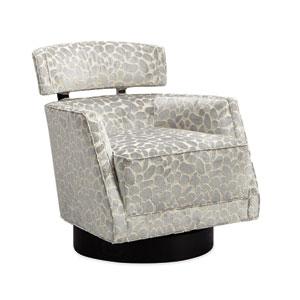 Modern Artisan Remix Ivory Recut Chair