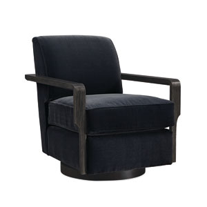 Modern Artisan Remix Black Chair