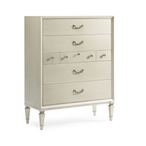 Classic Ivory Pearly White Chest