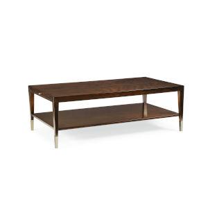 Classic Brown Long Shelf Life Coffee Table