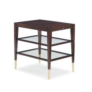 Classic Brown End Table