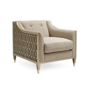 Classic Beige Chair-Ish Chair