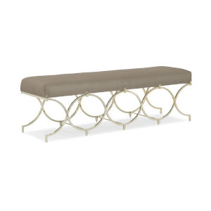 Classic Gold Infinite Possibilities Bench
