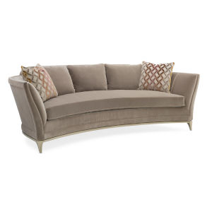 Classic Brown Follow The Rules Sofa