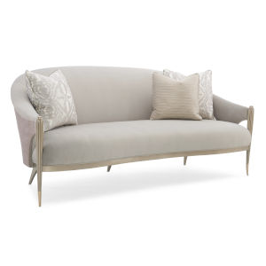 Classic Beige Pretty Little Thing Sofa