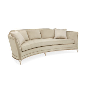 Classic Ivory Bend the Rules Sofa
