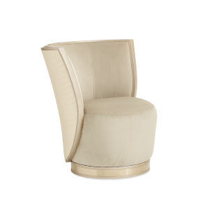 Classic Beige U Turn Chair