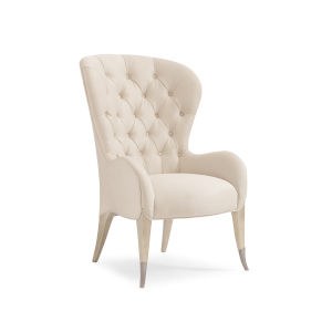 Classic Ivory Inside Story Chair