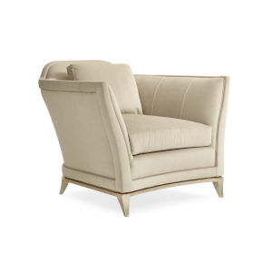 Classic Beige Bend the Rules Chair