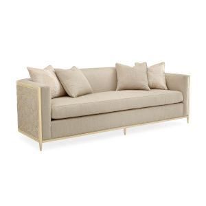 Classic Beige Ice Breaker Sofa