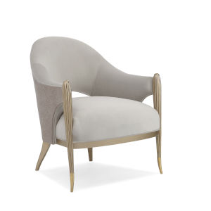 Classic Beige Pretty Little Thing Chair