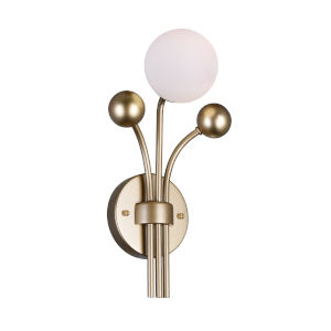 Element Sun Gold One-Light Wall Sconce