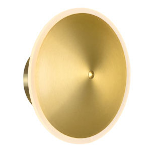 Ovni Brass LED Wall Sconce