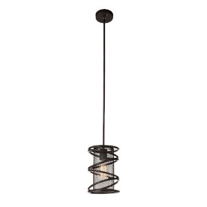 Darya Brown One-Light Mini Pendant