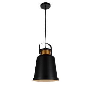 Elisa Black One-Light Pendant