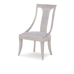 Cinema by Rachael Ray Shadow Grey Side Chair, Set of Two