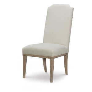 Monteverdi by Rachael Ray Sun Bleached Cypress Side Chair, Set of Two