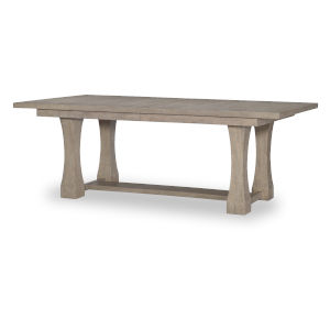 Milano by Rachael Ray Sandstone Trestle Table