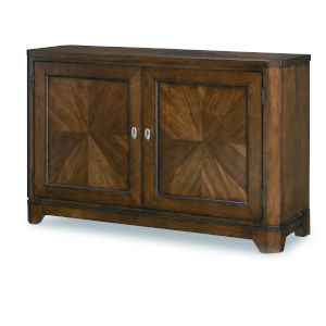 Highland Saddle Brown Credenza