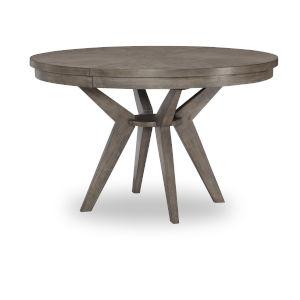 Greystone Ash Brown Pedestal Table