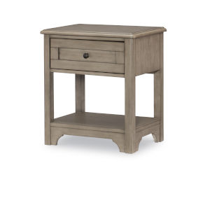 Farm House Old Crate Brown Kids Nightstand