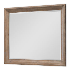 Monteverdi by Rachael Ray Sun Bleached Cypress Bedroom Mirror
