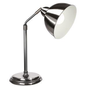 Covington Brushed Nickel LED Desk Lamp