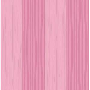 Day Dreamers Bubblegum Stripes Unpasted Wallpaper